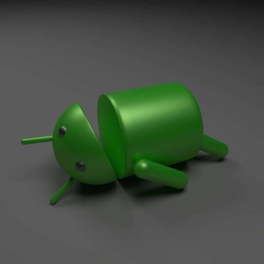 Neuer Android Virus