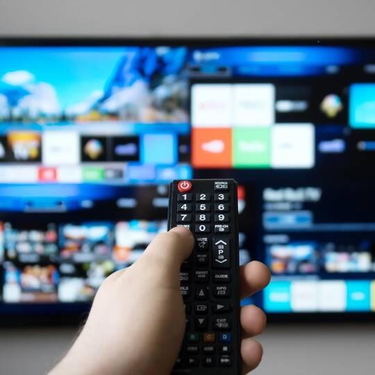Internet Fernsehen Test
